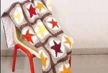 Idees per a manta crochet / by C Rafales