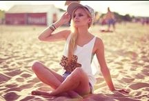 ♥Summer all year!♥ / ♥Deep summer is when laziness finds respectability.♥