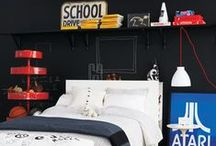 Avi's new room / ideas for my kids room who is becoming less of a kid