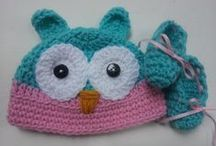 Diaper Cover, and Hat Sets / by Ruth Gooch Reighard