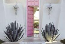 open + close / statement doors + exterior entryways
