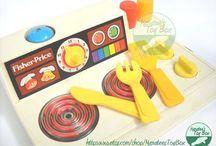 My toys n' stuff / Childhood memories