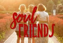 Soul Friends / ​Soul Friends is a group of Christ loving women who want to share their #graciouswords and stories of God's greatness and blessings in their lives with others. So join us here, and make not just new friends, but #SoulFriends.