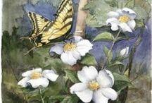 Art - Watercolor - Sherry White Smith