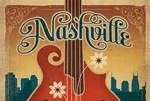 Nashville, TN September 2015 / by Krystal Manners