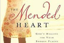 The Mended Heart / #TheMendedHeart book by Suzanne Eller