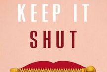 Keep It Shut / #KeepItShutBook by Karen Ehman