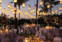 Wedding Decor / Bridebook.co.uk's inspirational Pinterest board of the most amazing wedding decorations and wedding themes.