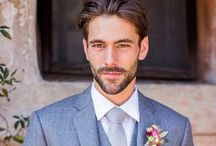Grooms / Bridebook.co.uk provide you with some groom wedding inspiration.
