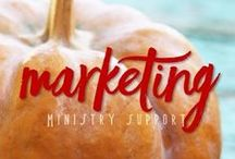Soul Marketing / Social Media Marketing and Graphic Design Support for Women in Ministry