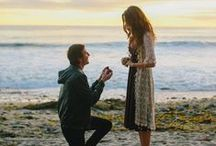 Wedding Proposals / The Bridebook's teams' favourite photos of proposals.