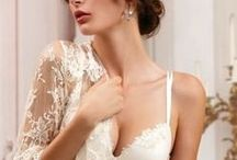 Wedding Lingerie / What's underneath matters too! Wedding lingerie inspiration from Bridebook.co.uk