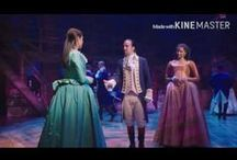 Hamilton (The Musical) / Hamilton is a musical about the life of American Founding Father Alexander Hamilton, with music, lyrics and book by Lin-Manuel Miranda. The show, inspired by the 2004 biography Alexander Hamilton by historian Ron Chernow, achieved both critical acclaim and box office success.