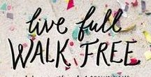 Live Full Walk Free / Live Full Walk Free Bible study by Cindy Bultema explores 1 Corinthians and shows how believers today can navigate their way in a wayward and confused culture. Available as a paperback, ebook, and companion DVD with additional teaching.