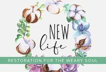 New Life (Journal) / Finding Restoration for the Weary Soul
