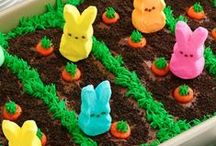 Easter / Easter recipes and play ideas.