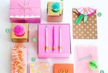 Gifts + Gift Wrap