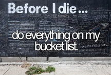 Gotta do this / by Kyla Johnson
