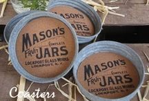 Mason Jars / by Michelle Elliott