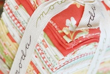 Fabric Project Ideas / by Michelle Elliott