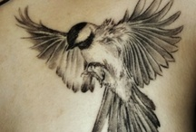 tattoo / by Nicole Pusser
