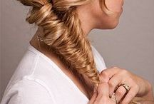 Hair / Hair styles from casual to wedding wear.