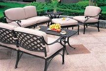outdoor furniture / by Becky Miller