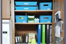 Organization / Ideas, inspiration and tips for staying organized.
