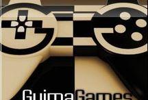 ScreenShots / Telas Gerais de Projetos Desenvolvidos. http://guimagames.azurewebsites.net/
