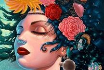 Artist: Michelle Mia  Araujo / Artist / by Lisa Golab