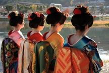 Geisha gala / by Susan Ryder Paget