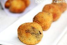 entrantes,aperitivos/ snacks