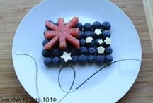 Celebrate Australia -Australia Day ideas / Australia day arts and craft, Australia Day party ideas and Australia Day food.