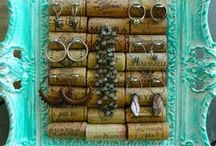 Cork Crafts / by Michelle Elliott
