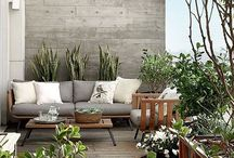 Exterior + Outdoor Spaces