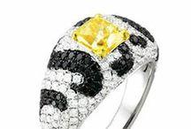 Custom Designer Jewelry / Imaginative, one of a kind fine jewelry of impeccable quality.