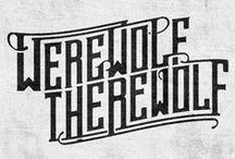 Typography / Typefaces / by Lisa Naujokaitis