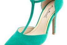 Mykonos Blue & Emerald Green