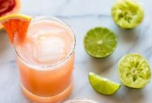 cocktails / It's 5 o'clock somewhere. Alcoholic drinks recipes for every occasion.