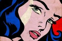 Pop Art 4.0 / derived from popular culture... / by Lisa Golab