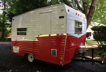 Vintage Campers & Interiors / Vintage campers
