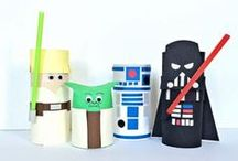 Star Wars Kid Activities / Lots of Star Wars fun for your little fans!