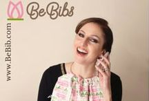 Women Use BeBibs at Work! / All women can enjoy the benefits of BeBibs! Whether you are a woman on the go, or stay at home, any time they want their clothes to be protected!