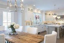 Kitchen / Kitchen, cabinets, flooring, design