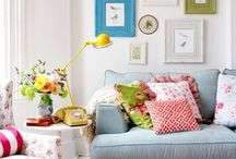 i ♥ rooms / Room decor ideas and design inspiration.
