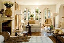 Living Room / by Haute Indoor