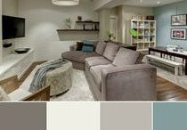 Home Updates and Decor / Renovation and Dream Home Ideas, home decor, farmhouse style, rustic style, open floor plans, and family friendly home ideas
