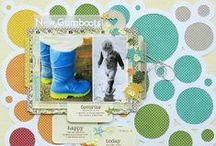 Paper Love / Scrapbooking and Paper projects that I love. / by Teka Cochonneau