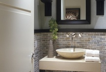 Bathroom Ideas / by Chaney Dixon