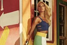 America's next top model / by Leslee
